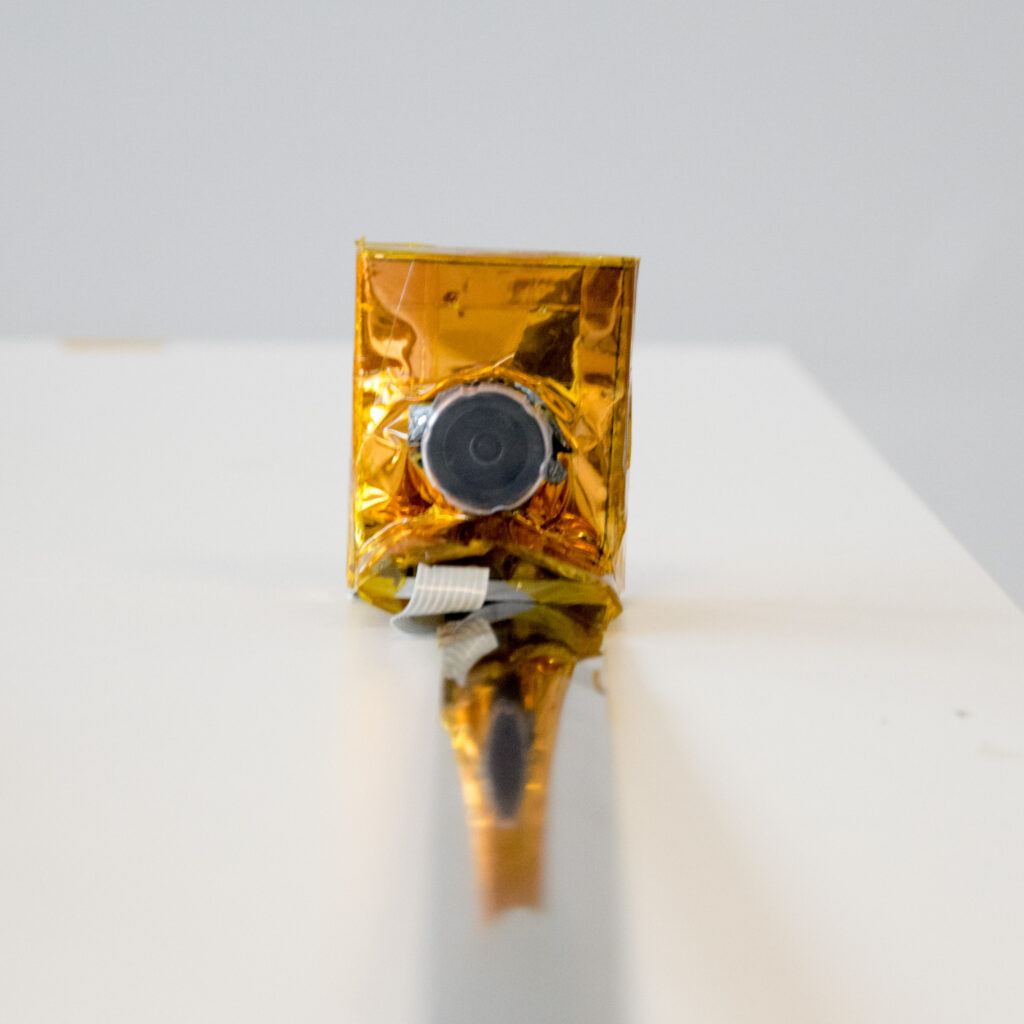 DcubeD to release its new deployable SPACE SELFIE STICK (D3S3) leading up to its in-space demonstration mission in June 2021